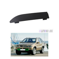 For BMW X5 E53 2000-2003 New Front Bumper Tow Hook Cover Cap Right Unpainted