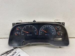 2000-2001 Dodge Ram 2500 3500 5.9L A/T cluster speedometer tach gauges panel oem