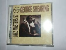 George Shearing - Verve Jazz Masters 57 CD