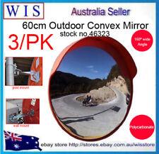 3x60cm Safety & Security Convex Mirror,Convex Outdoor Mirror,Polycarbonate-46323