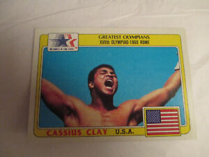 Greatest Olympians 99 Card Set 1983 LAOOC In case EX Cond.