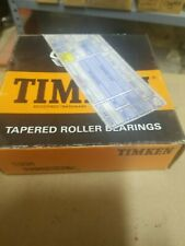 Timken 598a Tapered Roller Bearing Cone Lot Of 2