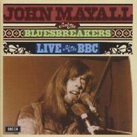 JOHN MAYALL & THE BLUESBREAKERS - LIVE AT THE BBC  CD 14 TRACKS BLUES-ROCK  NEW!