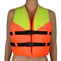 Kids Life Jacket Vest Swimwear Child Children Youth Boy Girl Swimming Boating