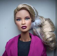 """12"""" FR~Electric Enthusiasm Dominique Makeda Dressed Doll~Nu Face 2.0~LE 600~New"""