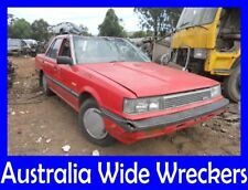 NISSAN R31 SKYLINE 3.0 RB30 VL COMMODORE POWER STEERING PUMP WRECKING CAR 18763