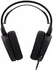 Sealed Gaming Headset SteelSeries Arctis 3 Black 61433, New