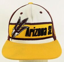 7abb3470e19 ASU Arizona State University Sun Devils Zephyr Baseball Hat Cap Adjustable