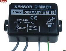 KEMO M156 Sensor-Dimmer 230 V~ 1kW
