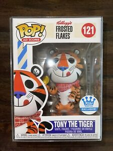 Funko POP! Ad Icons Tony The Tiger #121 Shop Exclusive w/ Protector *IN HAND*