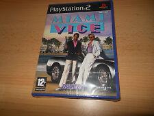 Miami vice ps2 playstation 2 new sealed pal version