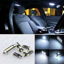 Error Free White Light SMD LED Interior Kit For Audi A4 S4 Sline B8 09-14 -16Pcs