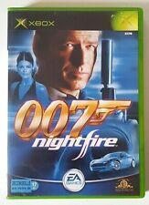007 James Bond Nightfire - Microsoft Xbox - PAL - Complet