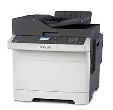 Lexmark CX310n Multifunction Color Laser Printer 25PPM 28C0500 W/ Original Box !