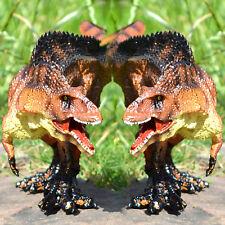 "2 x 12"" Large Acrocanthosaurus Dinosaurs Toys Figures Model Kids Christmas Gift"