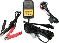 OPTIMATE 1 12-VOLT MOOSE UTILITY BATTERY CHARGER ATV/UTV POLARIS YAMAHA CAN-AM