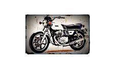 1978 xs500c Bike Motorcycle A4 Photo Poster