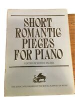 Short Romantic Pieces For Piano Book 2 By Lionel Salter - ABRSM - Sheet Music