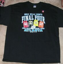 NEW NCAA 2013 FINAL 4 Jersey T Shirt Men Louisville Michigan Wichita St XL NWT