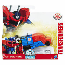 Transformers RID 1-Step Changer Optimus Prime Combiner Force Figure Robot Truck