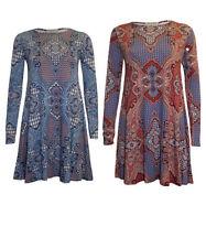 All Seasons Long Sleeve Mini Dresses for Women