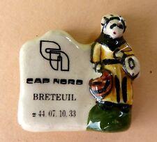 Fève pub des années 90 - Maurin - Pâtisserie de Breteuil