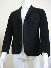Dolce and Gabbana D&G Mens Size 34/48 Pinstripe Blazer Sport Coat