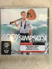 CODY SIMPSON PARADISE CD new sealed 3 RARE BONUS TRACKS target exclusive
