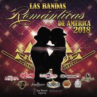 Various Artists - Las Bandas Romanticas De America 2018 (Various Artists) [New C