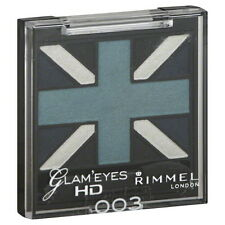 RIMMEL London Glam 'EYES HD Quad Eyeshadow #003 ROYAL BLUE' Buy 2 Get 15% Off