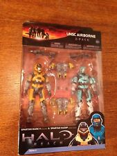 HALO REACH UNSC AIRBORNE 2-PACK!! SERIES 2