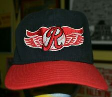 Vintage 90s OG Rochester Red Wings New Era Minor League Baseball Hat Cap RARE