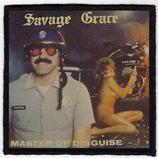 SAVAGE GRACE PATCH / SPEED-THRASH-BLACK-DEATH METAL