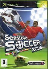 SENSIBLE SOCCER 2006 - XBOX (NUOVO SIGILLATO) ITALIANO