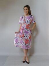 Polyester Original Vintage Dresses for Women