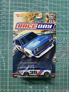 Hot Wheels RLC BRE Datsun Bluebird 510 Race Day car culture premium VHTF