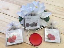 Detalles regalos para bodas Estuche de laminas perfumadas de jabón