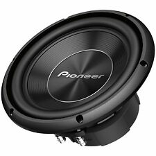 "New Pioneer A-Series TS-A300D4 1500 Watts 12"" Dual 4 Ohm Car Subwoofer Sub"