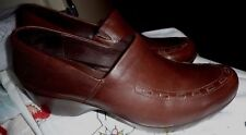 Women's Shoes Size 11  Ariat Brown Leather Slip On Loafer