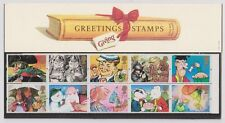 GB Presentation Pack G2 1993 Greetings Giving