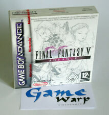 Final Fantasy V 5 Advance - GBA Game Boy Advance - ITA - NUOVO - NEW - SEALED
