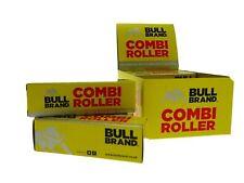 NEW 5 Bull Brand Combi Roller Adjustable Ultra Slim Cigarette Rolling Machine UK