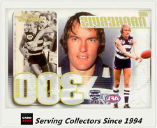 2012 Select AFL Eternity 300 Game Case Card CC45 Ian Nankervis (Geelong)