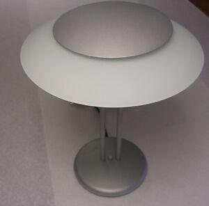 "Rotaliana ""Jolly-T"" Silver Table Lamp(s)- Post-Modern NIB"