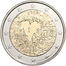 Finland 2 Euro unc. Coin 2008 - 60th anniv. of the Declaration of Human Rights
