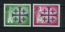ALLEMAGNE BERLIN GERMANY 1961 MNH SC.9N193/194 Allemand protestants