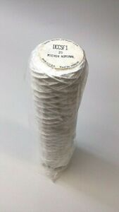 CUNO DCCSF1 Micro Wound Filter Cartridge 25 Micron Nominal Length 10 ""