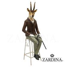 Gazelle Sculpture Home Office Decor Ornament Figures (Limited Edition)