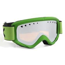 Burton Anon Helix Women Snowboarding Goggles (Bright Green)