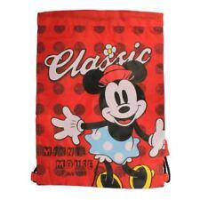 Bolsos de niña rojos Disney de poliéster